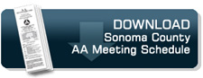 DOWNLOAD >> Sonoma County AA Meeting Schedule